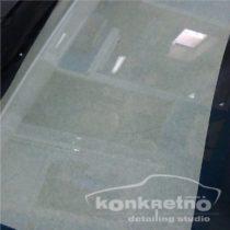 Ремонт прямой трещины на стекле авто