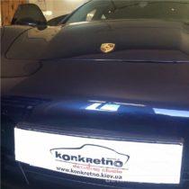 Полировка Porsche в Автостудии «Чисто & Конкретно»