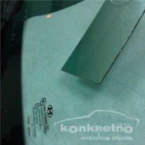 Ремонт трещины на лобовом стекле Hyundai