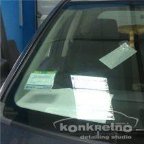 Ремонт волнистой трещины на стекле автомобиля