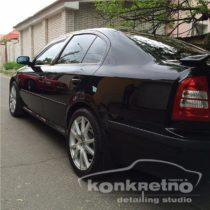 Полировка Skoda Octavia RS
