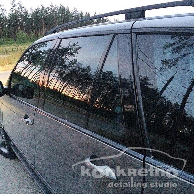 Тонировка бокового стекла авто