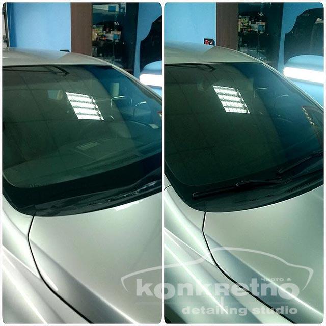 тонировка лобового стекла Subaru