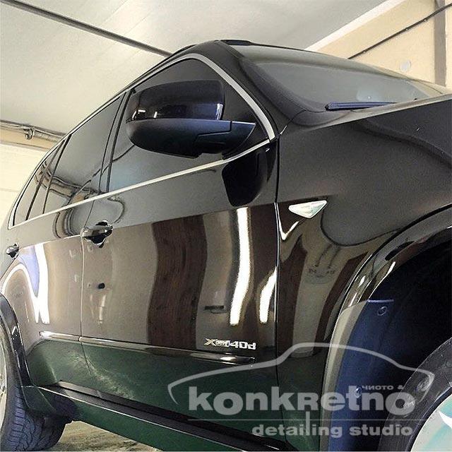 Полировка BMW X5